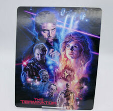 THE TERMINATOR - Glossy Bluray Steelbook Magnet Cover Postcard (NOT LENTICULAR)