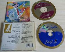 2 CD ALBUM BEST OF DUETS AND DUETS 2 FRANK SINATRA 28 TITRES 2005