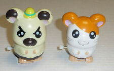 Street Players Lot Hamtaro Wind-Up Boss & Hamtaro