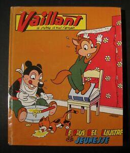 Vaillant Reliure éditeur n°12 (4ème série) 1964 TBE