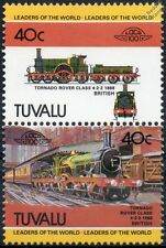 1888 GWR Tornado Rover Class 4-2-2 Great Western Train Stamps / LOCO 100