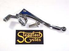 """1"""" brake lever assembly Triumph ball end right hand for 1 inch bars"""