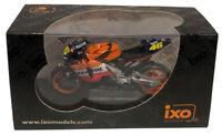 IXO Honda RC211V #46 MotoGP 2003 World Champion - Valentino Rossi 1/24 Scale