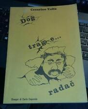 dog,trag e...radac-proverbi-filastrocche modi di dire-dialetto bolognese-volta
