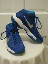 Nike Air Max Audacity 2015 Men's Basketball Shoes US Sz 8 749166-403 Blue