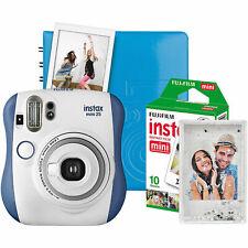 FUJIFILM Instax Mini 25 Magic Set Sofortbildkamera Blau
