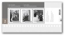2014 Canadian Photography - Souvenir Sheet (Three  stamps) -SC# 2756 MNH