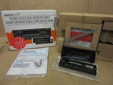 Vintage Audiovox AV-400 AM/FM Car Stereo with Detachable Face Cassette Player