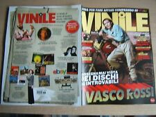 RIVISTA=VINILE=N°8 2017=Vasco Rossi=Black Music=Vince Tempera=Ornella Vanoni