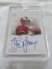 2012 National Treasures FB GREATEST SIGNATURES #39 Steve Young 49ers AUTO #/25!!