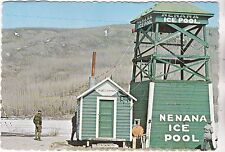 "*Postcard-""Nenana Ice/Pool"" -Nenana, Alaska- *Big Breakup Town- (U2-AK306)"