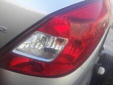 VAUXHALL CORSA D 5 DOOR HATCH DRIVERS SIDE REAR TAIL LIGHT OFFSIDE LAMP
