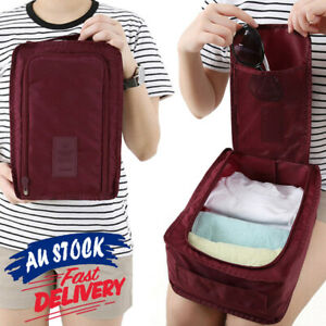 Waterproof Storage Bag Travel  Portable Shoe Pouch Environmental