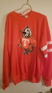 Vintage Nutmeg Mills Men's University of Tennessee Smokey Sweater Size XL