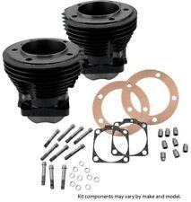 "S&S Cycle Shovelhead Cylinder Kit 93"" (Black) 1966-1984 Harley Davidson Big Twin"