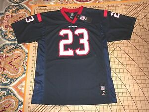 YOUTH XLARGE NFL TEAM APPAREL TEXANS #23 ARIAN FOSTER JERSEY - NWT