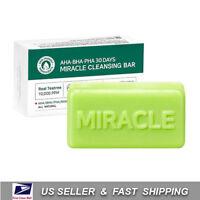 [ SOME BY MI ] AHA BHA PHA 30 Days Miracle Cleansing Bar+Free Sample+