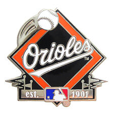 Baltimore Orioles the Year Established MLB Logo Pin