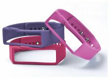 Nuband 3 pack Replacment Bands - Pastel Multicoloured