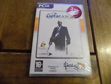 Hitman 2 : Silent Assassin PC-CD Rom **New & Sealed** (Sold Out Range)