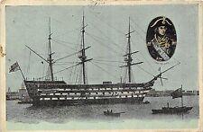 POSTCARD  SHIPS   HMS  VICTORY