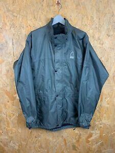 SIERRA DESIGNS, Size Size M, Grey, Small Logo, LW Waterproof Jacket,*EX COND*