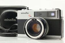 FedEx *EXC+++++* Minolta Hi-Matic 7s Rangefinder 45 f/1.8 Film Camera from JAPAN