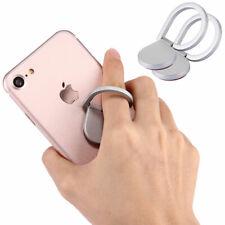 Anello porta-smartphone Lenovo Moto G4 Plus Xiaomi Mi 4c argento