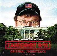 Fahrenheit 9/11 - Original Soundtrack [2004] | CD