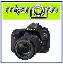 (Canon M'sia) Canon EOS 80D 18-135mm Lens Kit