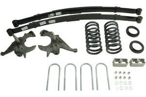 Belltech 82-04 Chevy S10/S15 Pickup Ext Cab 4/5 Drop Lowering Kit 619