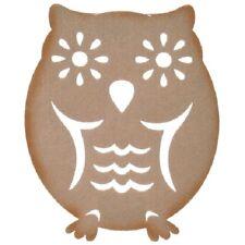 Felt Owl Wall Decor Kids Room Home Decor Crafts Wreaths Door Hanger Favors BF