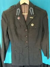 WWII American Red Cross Volunteer Uniform Jacket PTO Asiatic Theater 5th USAAC