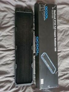 Alphacool Nexxxos XT45 560mm copper PC radiator