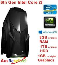 Unbranded/Generic 8GB Windows 10 Desktop & All-In-One PCs