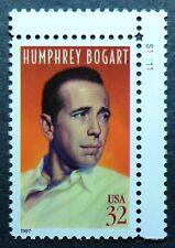3152 Mnh 1997 32c Humphrey Bogart Pns Casablanca Maltese Falcon African Queen