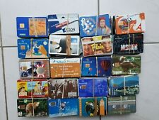 1000 Phonecards Belgium and other Countries
