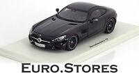 Spark Mercedes-Benz AMG GT C190 Year 2014 Black 1:43  Model Car Genuine New
