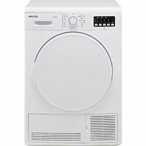 Electra TDC7100W B Rated 7Kg Condenser Tumble Dryer White
