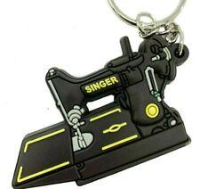 Singer Featherweight 221 Sewing Machine Keychain