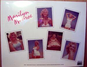 Marilyn Monroe 1985 Sam Shaw 6 Poster Set 11 X 14 Beautiful