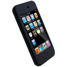 Ipod Touch 2g De Silicona Negro Protector Funda