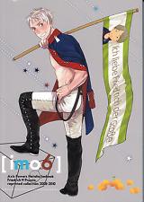 Hetalia Axis Powers Doujinshi Friedrich II x Prussia imo6 irmgard