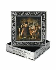 Twilight Jacob Wolf Pack New Moon Metal Jewelry Box Schmuckkästchen Dose NECA