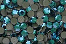 Swarovski 2028  Blue Zircon  Iron-on, Hot-fix  Rhinestones 1440 pieces  16ss