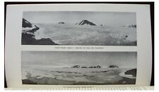 1922 Frazer - UNEXPLORED SPITSBERGEN - Sledge Expedition - MAP - Photos - 11