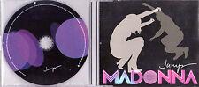 MAXI CD MADONNA - JUMP 2 TRACK UK CD SINGLE W744CD1 DE 2006