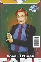 Conan O'Brien Comic Issue 1 Modern Age First Print Fame Blue Water 2011