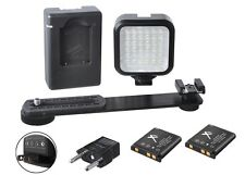 LED VIDEO LIGHT FOR SONY HDR-TD20