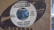 45U *PROMO* THELMA HOUSTON RIDE LOUIE RIDE/GOOD EARTH ON DUNHILL RECORDS